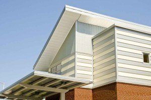 Metal Roofing & Siding Structure